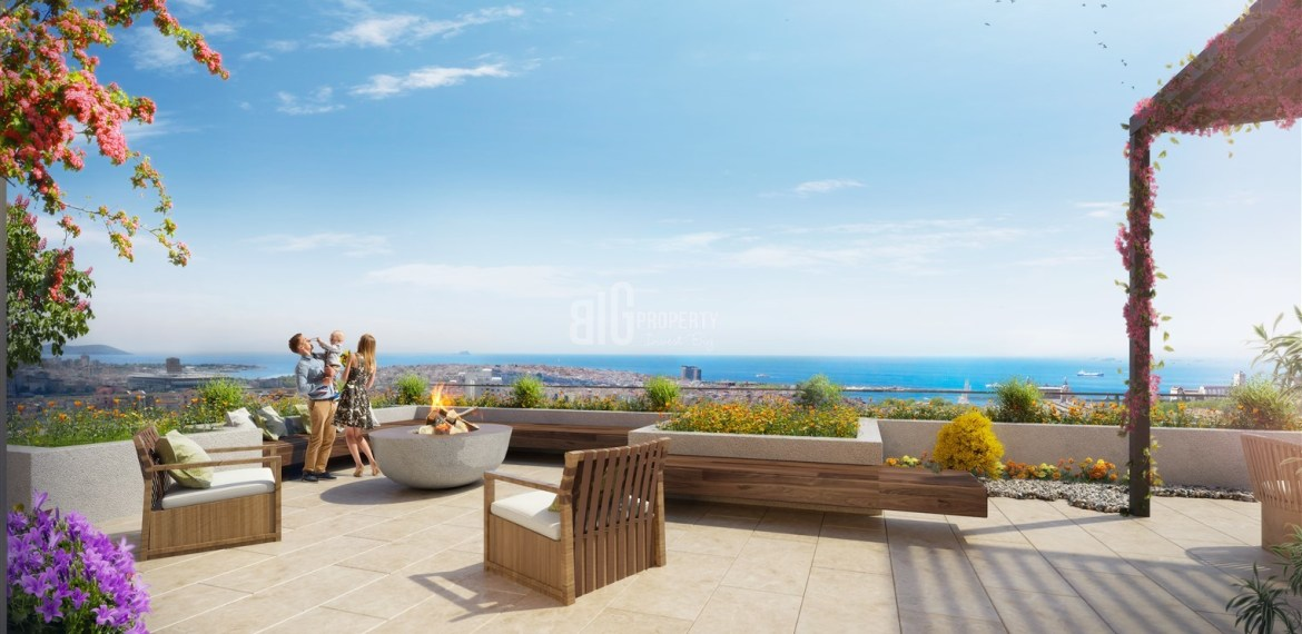heart of istanbul asian side locations premium luxioury real estate for sale Uskudar İstanbul