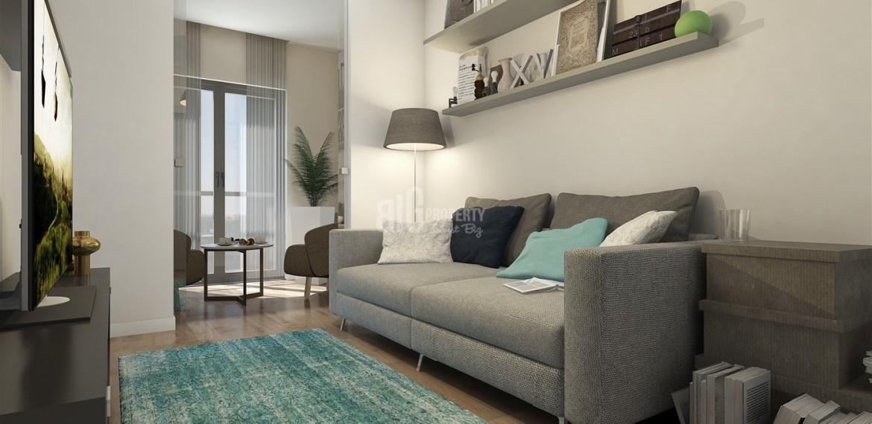ready apartment with cheap price avrupa konutları basaksehir