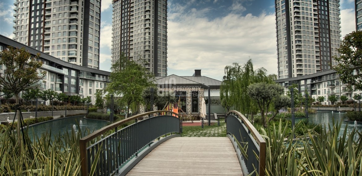 tema istanbul Ideal lifestyle property for sale in Kucukcekmece Istanbul