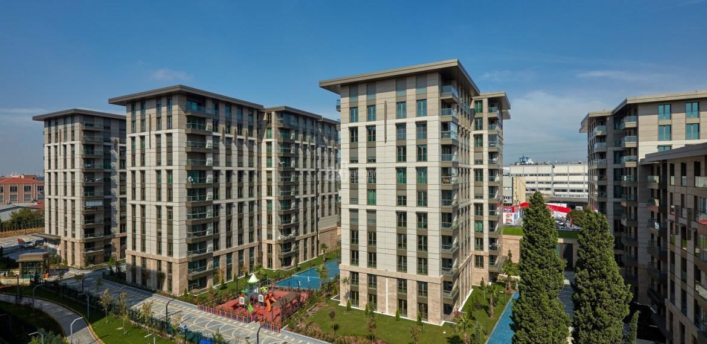 turkish citizenship Awarded lifestyle family flats For sale Topkapi İstanbul