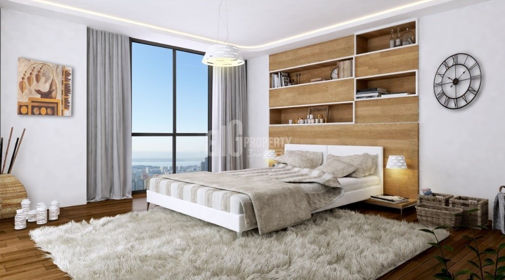 turkish citizenship apartment in arena 24 project