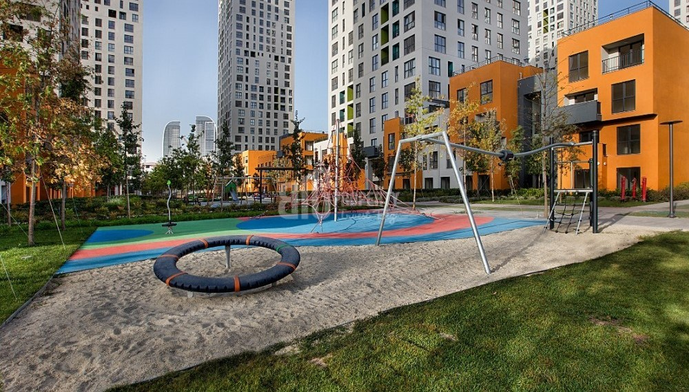 turkish lira apartments hep istanbul project which is Ready to move quality apartments for sale close to metrobus and E-5 in Istanbul