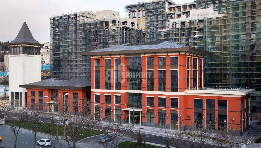 Town Square Deluxe properties for sale inTaksim İstanbul