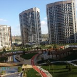 Luxury flats for sale with wonderful city view near to highway in Istanbul Maslak