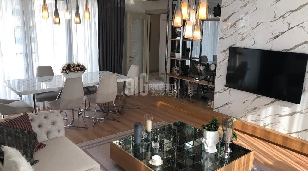Panoramic city view homes for sale Eyup İstanbul