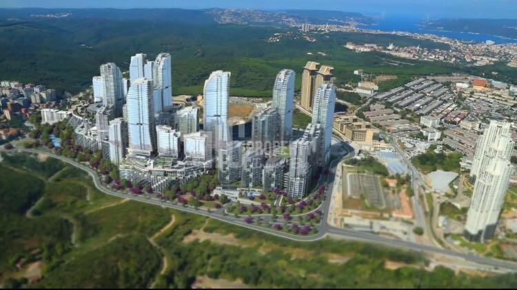 agaoglu maslak 1453 properties with best price guarantee