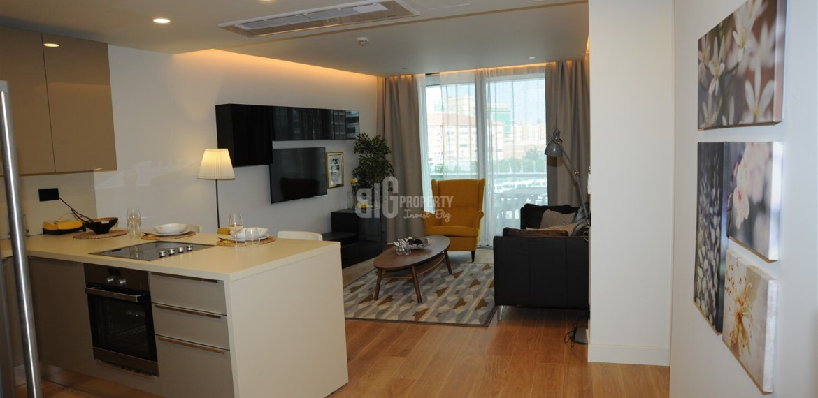 big property agency offer hotel real estate with 5 years rent guarantee