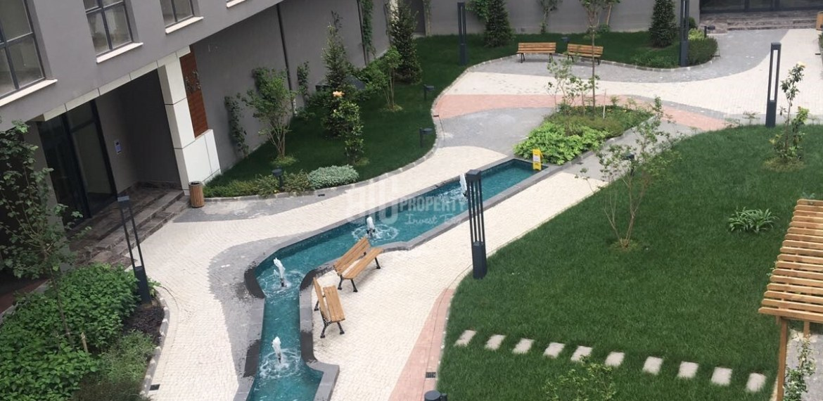 buying home in turkey Serenity Plus property for sale with best price guarantee Istanbul Atakent