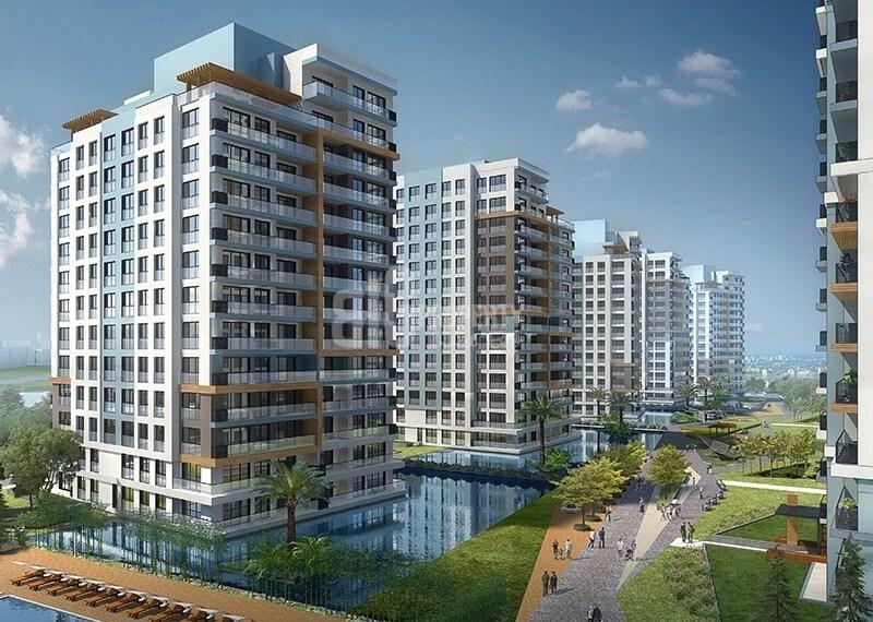 intelligent Tecnology green certificate real estate for sale istanbul Umraniye