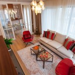 investing new flats close to shopping mall in city center of istanbul Gaziosmanpasa
