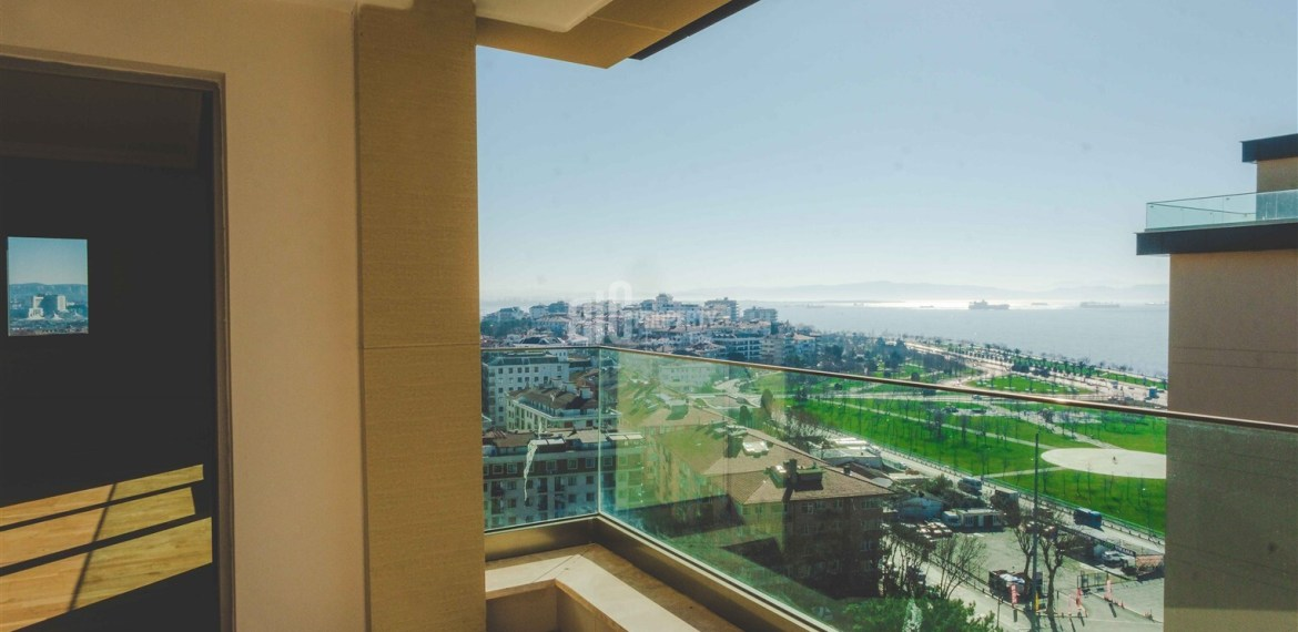 luxirious project for sale seafront for sale Pendik İstanbul