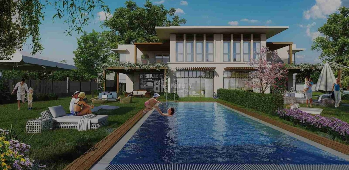 peaceful location natural quality family properties for sale Istanbul Basaksehir