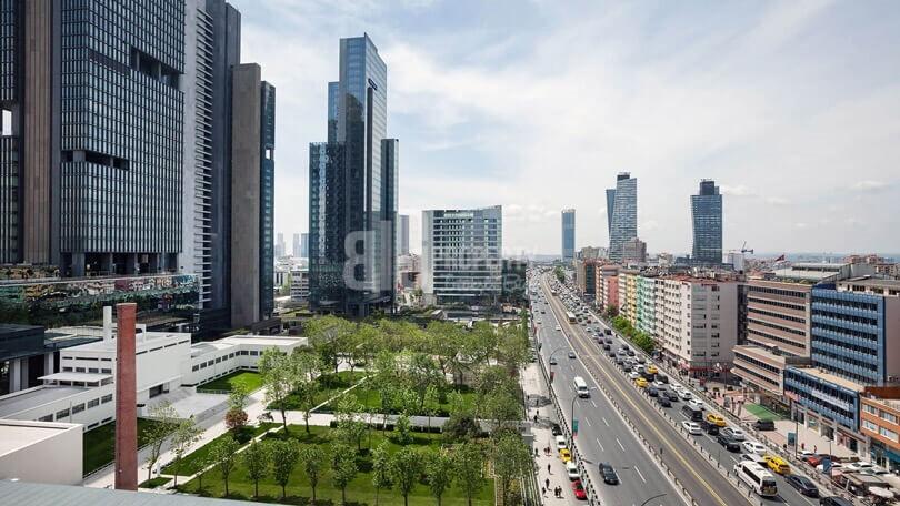 penthouse for sale torun center in city center istanbul turkey