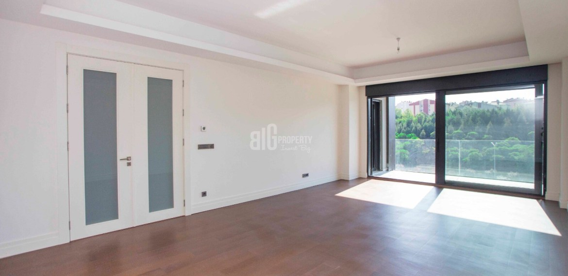 Citizenship one building real estate ready to move for sale Basaksehir Istanbul
