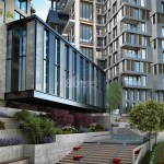 City Center Modern Architecture Family Concept houses in Kagithane İstanbul