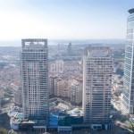 buy home in turkey Emaar square Premium Luxury hotel apart in city center istanbul for sale in Kadikoy
