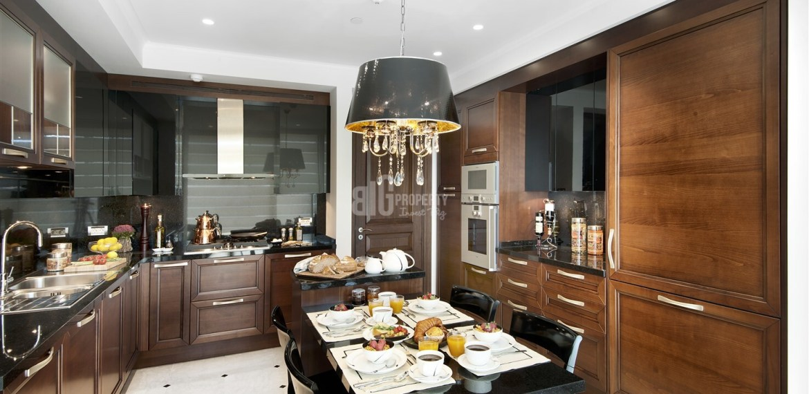 buying apartments in istanbul Emaar square Premium Luxury hotel apart in city center istanbul for sale in Kadikoy