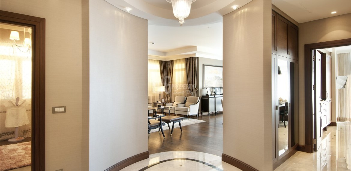 commercial property buy in istanbul Premium Luxury apartment in city center istanbul for sale in Kadikoy