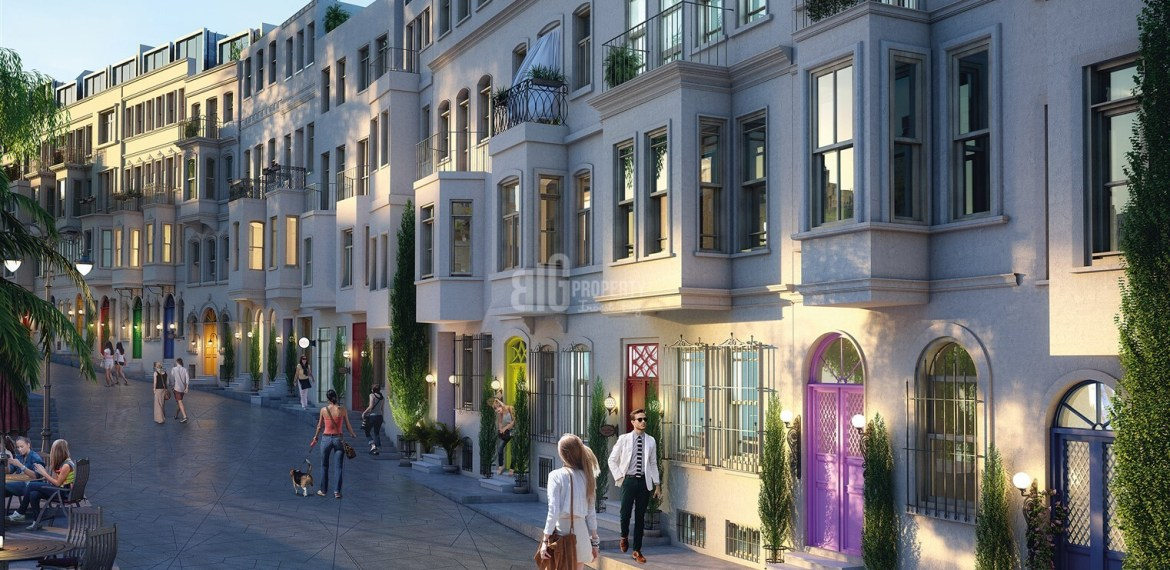 taksim 360 Historical architectural Office and Apartments in heart of İstanbul Taksim