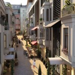 the cheapest apartments in taksim 360 project