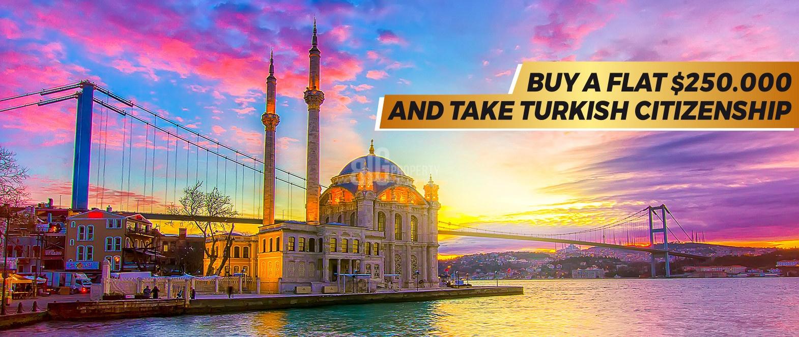 Turkey-Citizenship