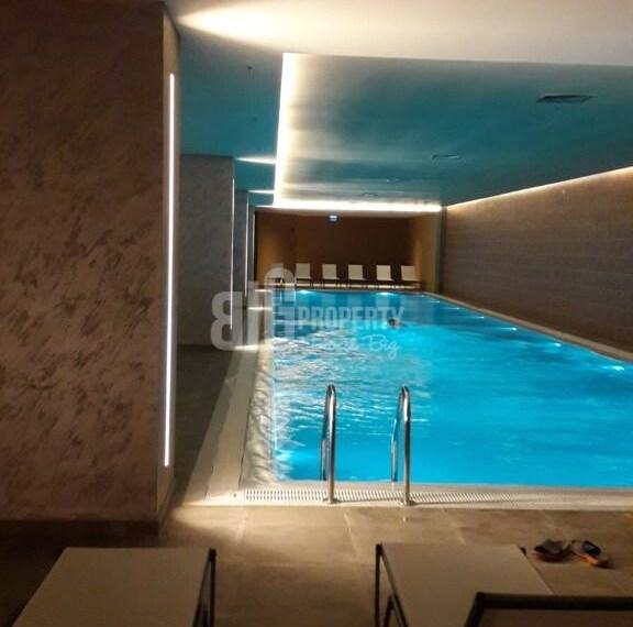 2 swimming pool in nef atakoy