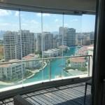 apartment view of istanbul saraylari
