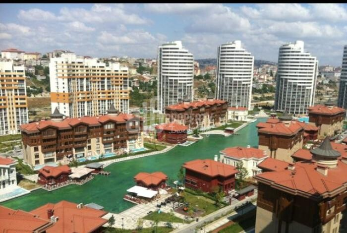 buy apartment in bosphorus city get turkish citizenship