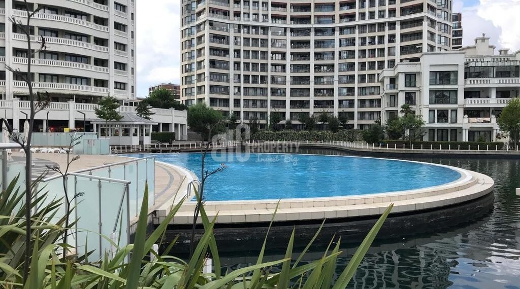 istanbul sarayları aqua concept luxury property for sale istanbul kucukcekmce