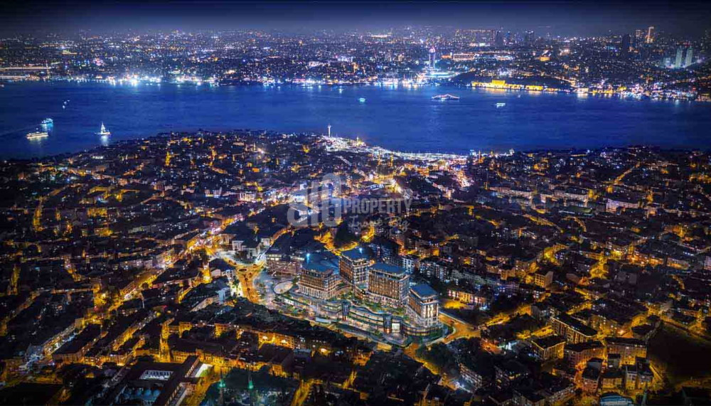 Luxury apartment in Istanbul for sale