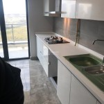 2 room apartment kitchen in emlak konut ispartakul evleri for sale with best price