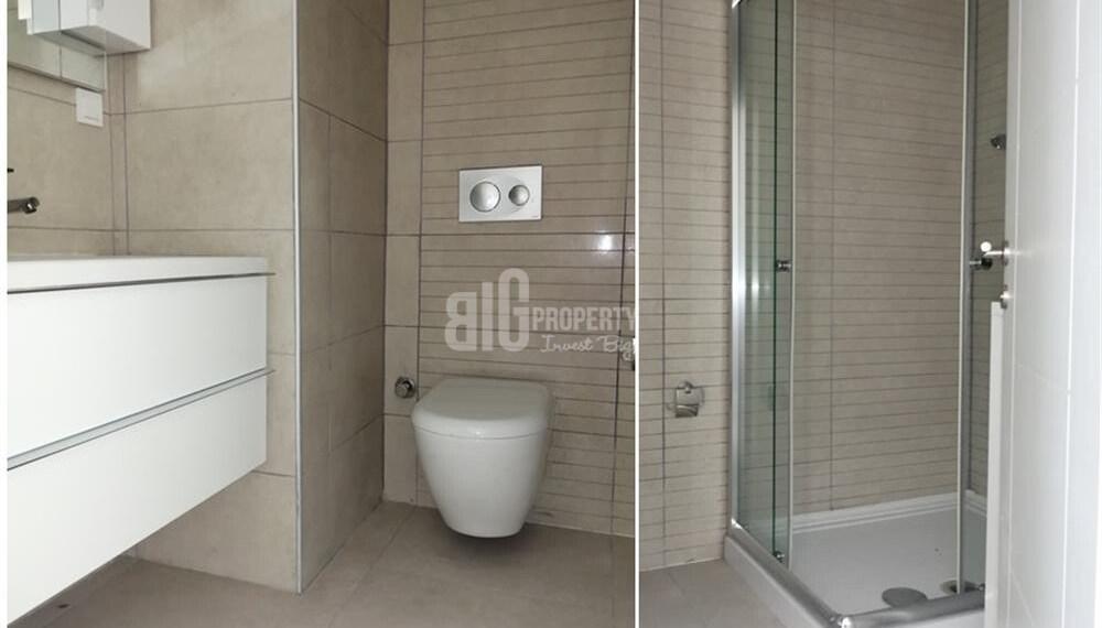 Batisehir Real Estate for sale bathroom in basaksehir istanbul