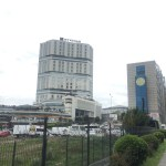 G plus Divan flats in city centre for sale with garden view