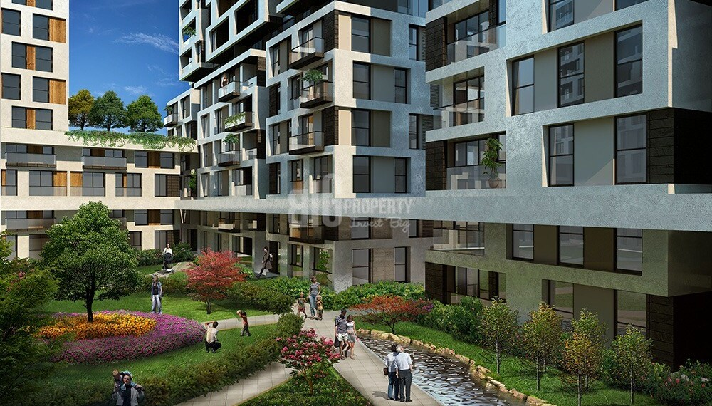 Westside real estate in city centre for sale in istanbul