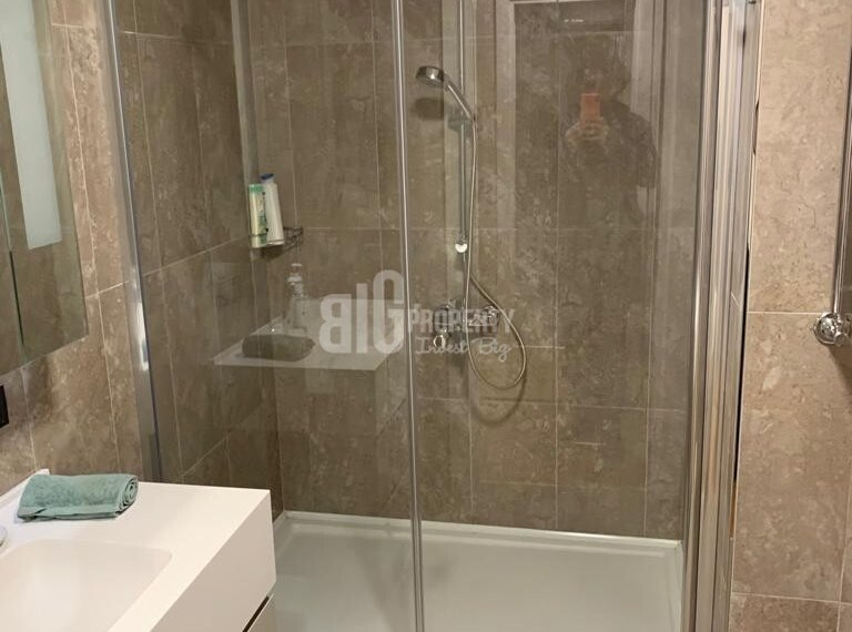 batroom of apartment in skyland istanbul for sale with best price
