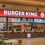 Burger king restaurant for sale in Istanbu