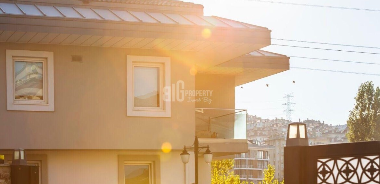 beautiful villa for sale in istanbul sariyer