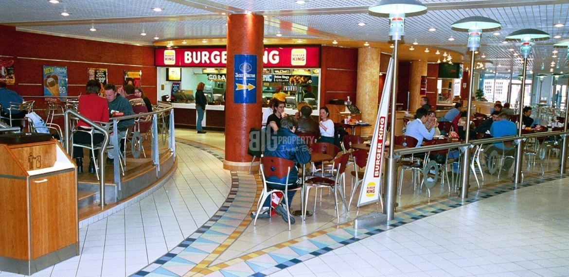 buy famous fast food commercial property in istanbul turkey