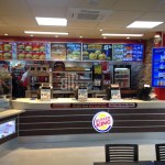 famous fast food commercial property for sale in istanbul.