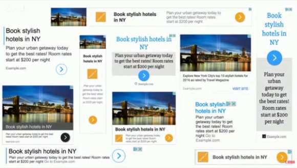 anuncios adaptables google adwords