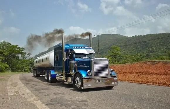 big truck # 81