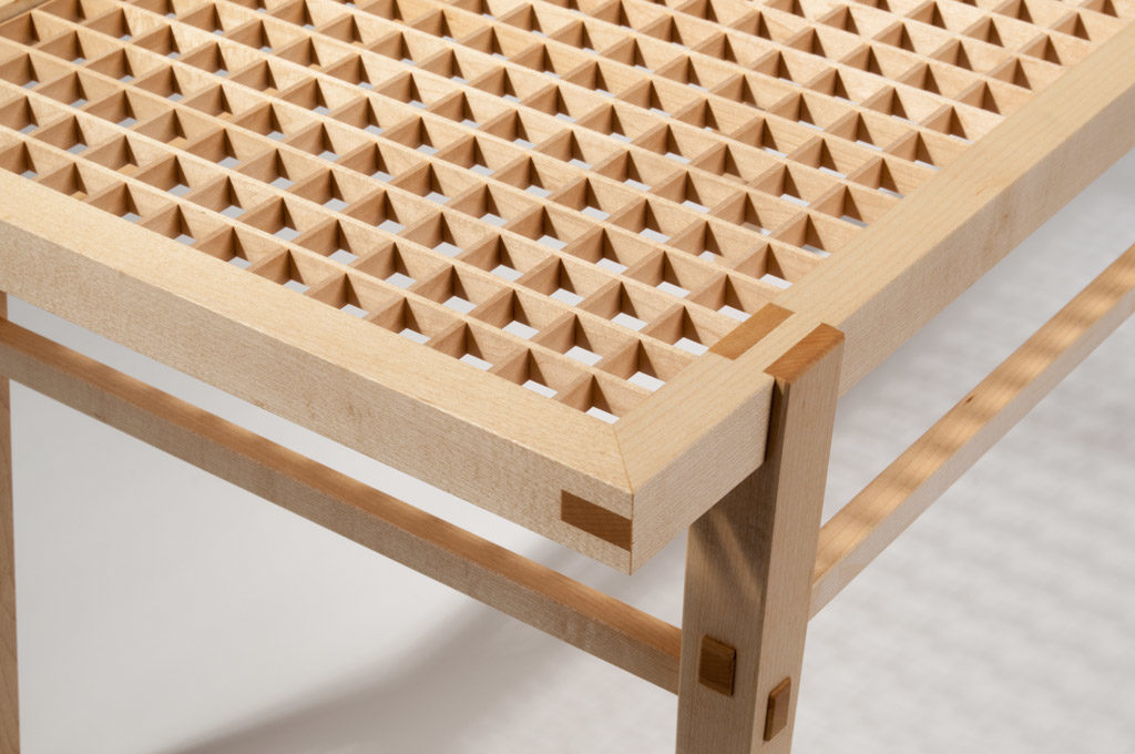 Table Wood Set Coffee