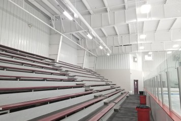 Big Shine Energy - Burbank Ice Arena LED Lighting Case Study
