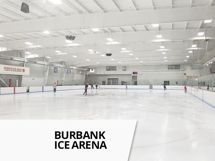 Burbank Ice Arena – MA