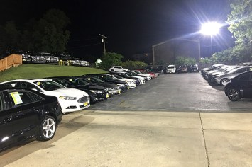 Big Shine Energy - Easterns Automotive Group LED Lighting Case Study