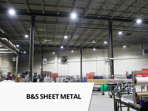 B & S Sheet Metal Co Inc – NJ