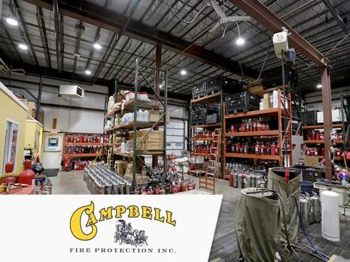 Campbell Fire Protection – NY