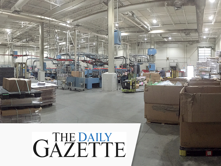 Big Shine Energy - The Daily Gazette