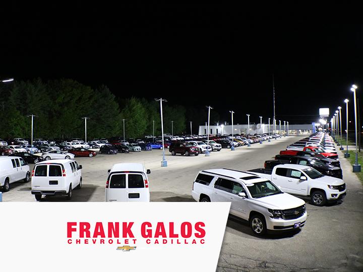 Big Shine Energy: Frank Galos Chevrolet Cadillac