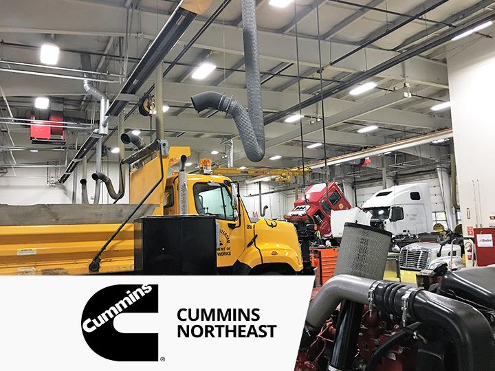 Cummins Northeast – NY
